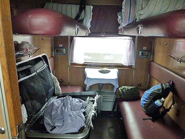 シベリア鉄道とバイカル湖